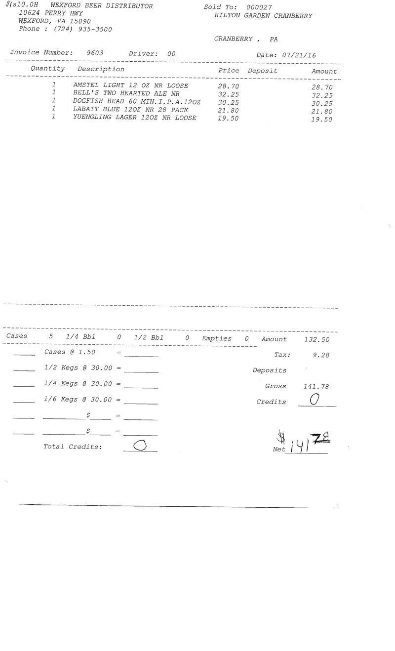 invoices 96xx 96xx0015