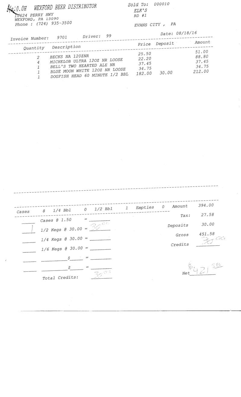 invoices 97xx 97xx0011