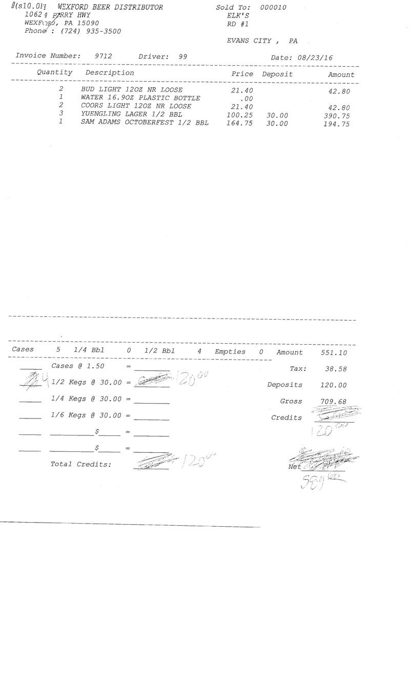 invoices 97xx 97xx0012