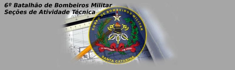 SATs do 6º Batalhão de Bombeiro Militar