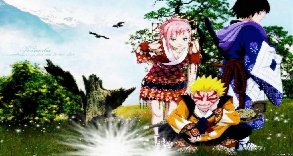 Naruto RP Le retour des ninja 5