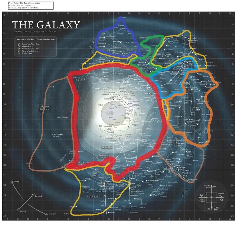 [VITAL INFO] GALAXY MAP Star-w11