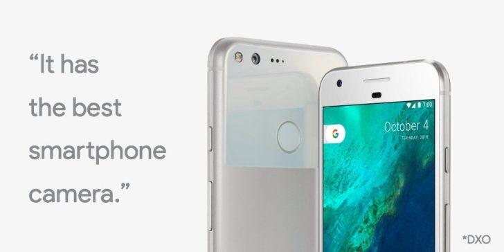 Google Pixel la mejor cámara jamás vista en un smartphone según DxOMark Pixl10