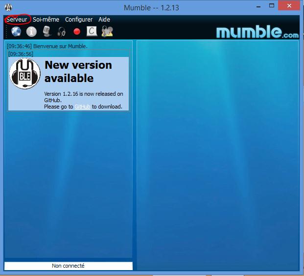 Le Mumble 112