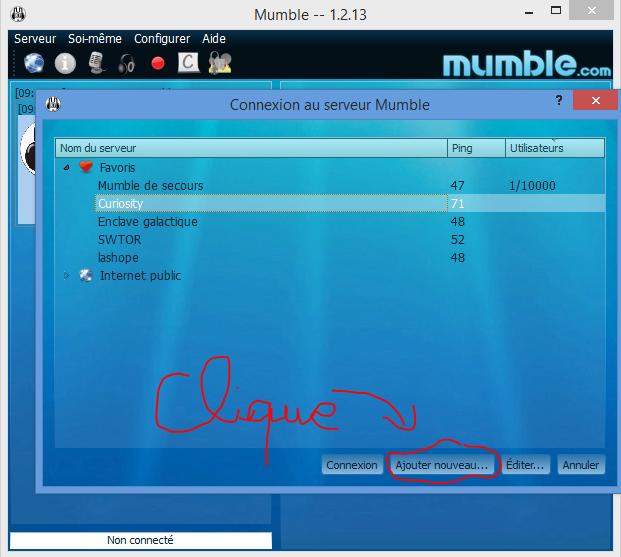 Le Mumble 211