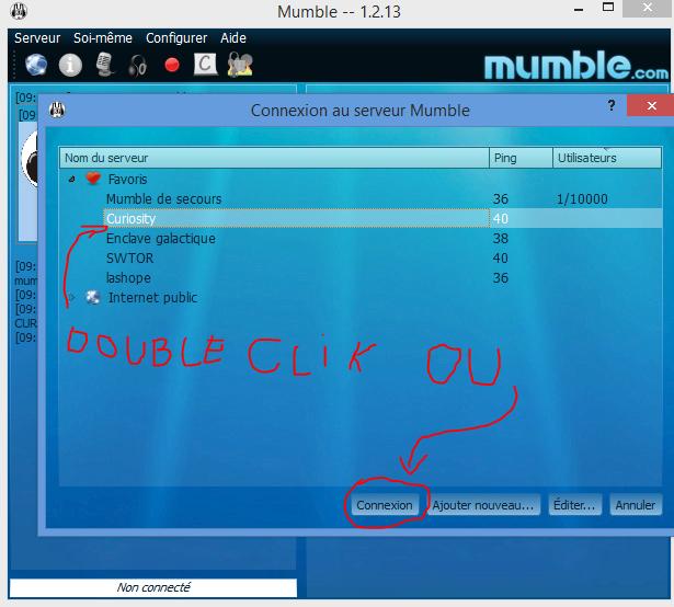 Le Mumble 411