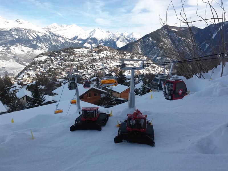 Station de ski miniature en Suisse 20150112