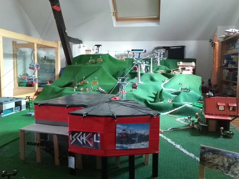 Station de ski miniature en Suisse 20150710