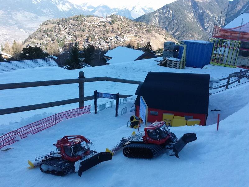Station de ski miniature en Suisse 20151211