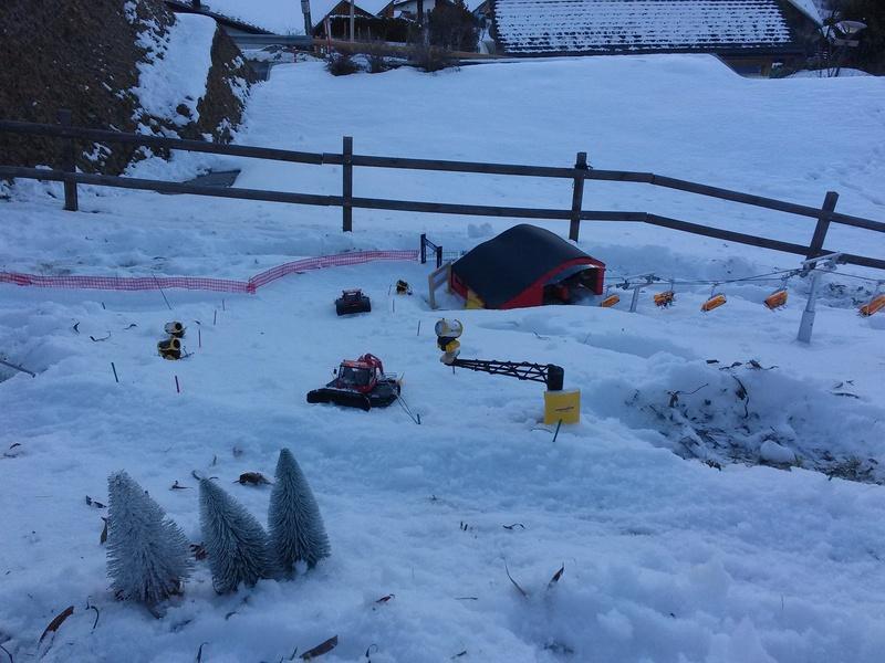 Station de ski miniature en Suisse 20151212
