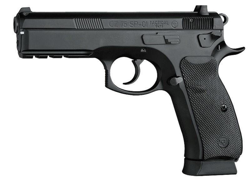 Cz Tactical Cz_75_10