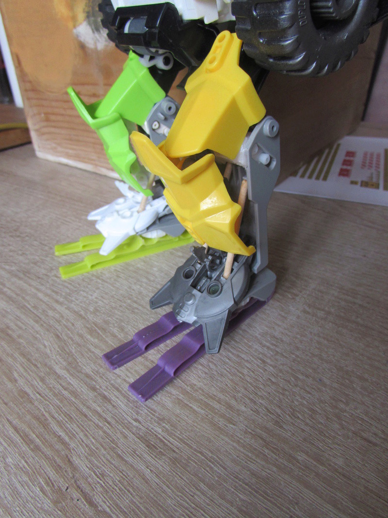 """Robot de chargement 2199 et des poussières - Ma première machine à café """"comme quoi on peut tout faire avec rien..."""" H12"""
