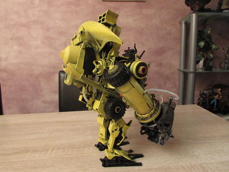 """Robot de chargement 2199 et des poussières - Ma première machine à café """"comme quoi on peut tout faire avec rien..."""" Img_3610"""