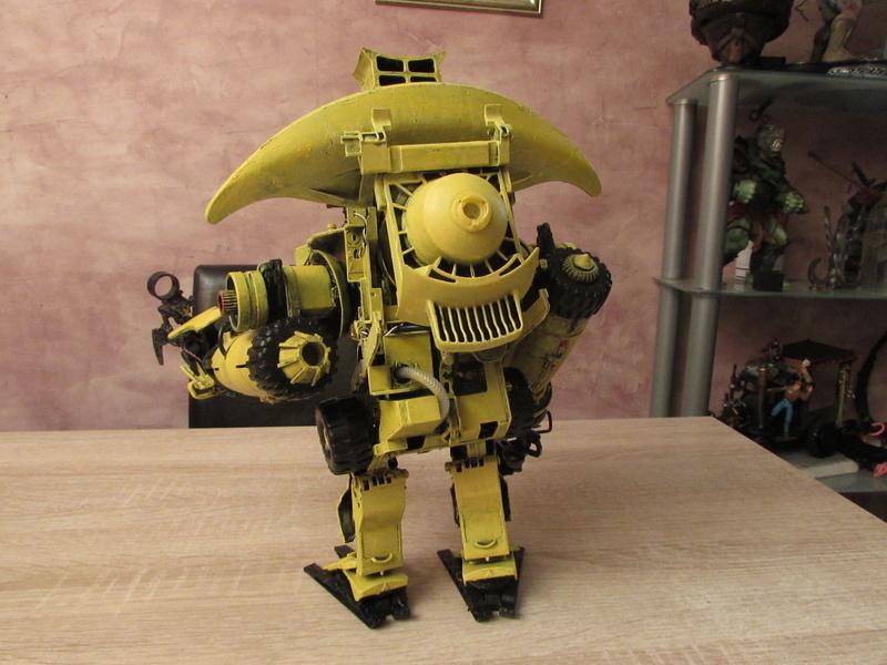"""Robot de chargement 2199 et des poussières - Ma première machine à café """"comme quoi on peut tout faire avec rien..."""" Img_3612"""