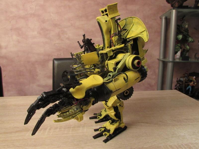 """Robot de chargement 2199 et des poussières - Ma première machine à café """"comme quoi on peut tout faire avec rien..."""" Img_3613"""