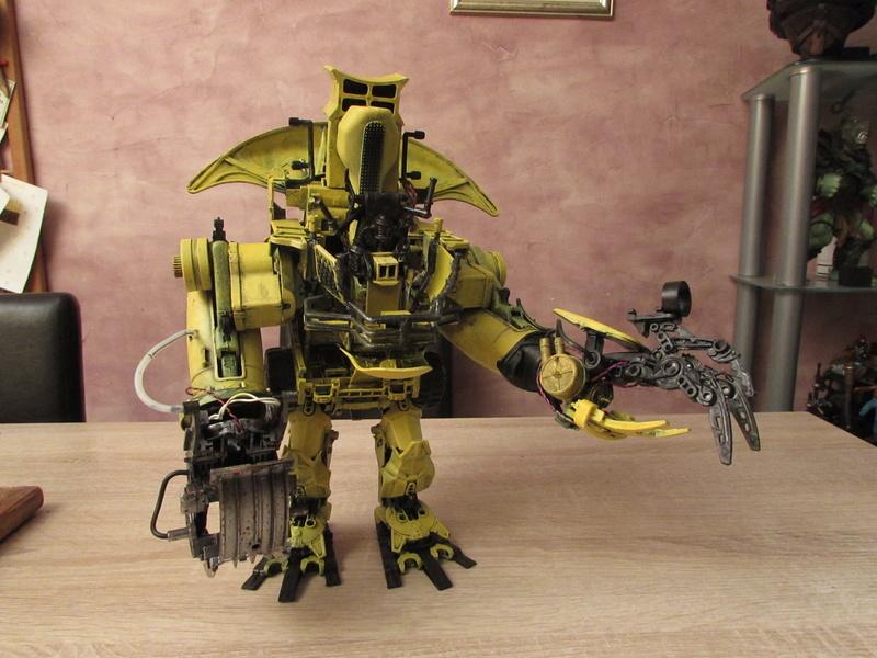 """Robot de chargement 2199 et des poussières - Ma première machine à café """"comme quoi on peut tout faire avec rien..."""" Img_3614"""