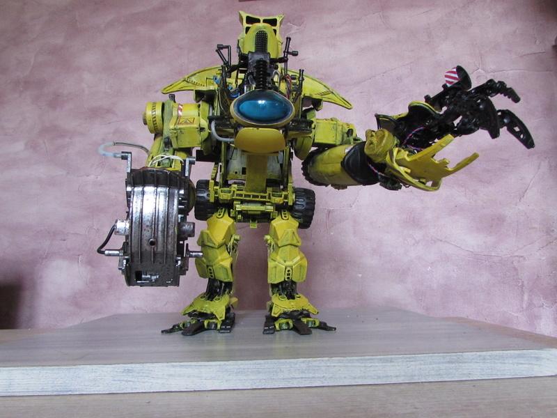 """Robot de chargement 2199 et des poussières - Ma première machine à café """"comme quoi on peut tout faire avec rien..."""" Img_3616"""