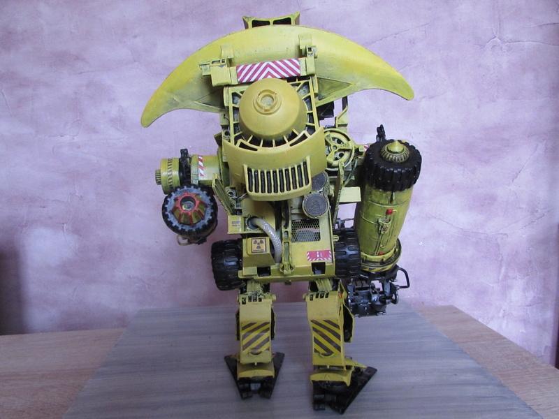 """Robot de chargement 2199 et des poussières - Ma première machine à café """"comme quoi on peut tout faire avec rien..."""" Img_3617"""