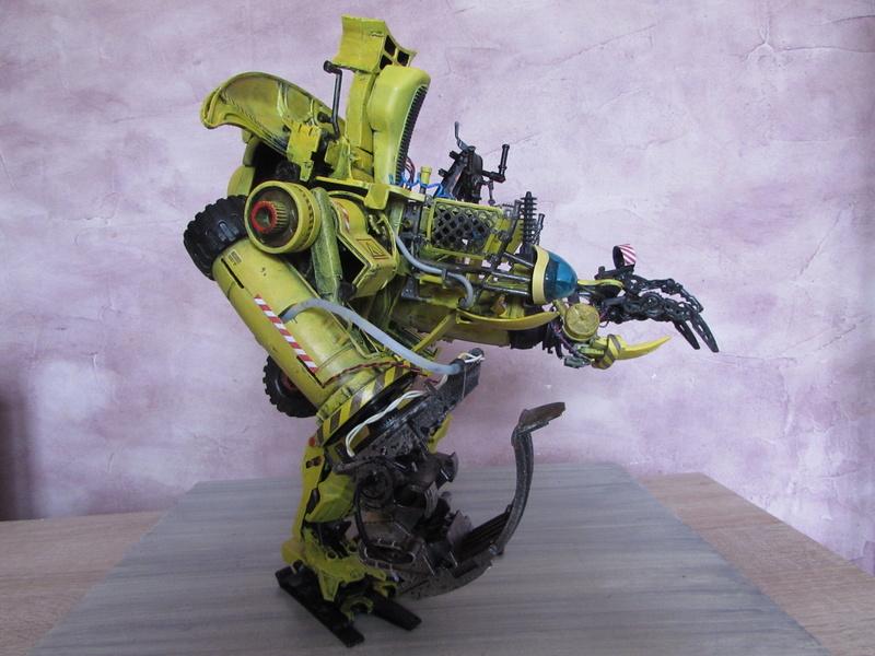"""Robot de chargement 2199 et des poussières - Ma première machine à café """"comme quoi on peut tout faire avec rien..."""" Img_3618"""