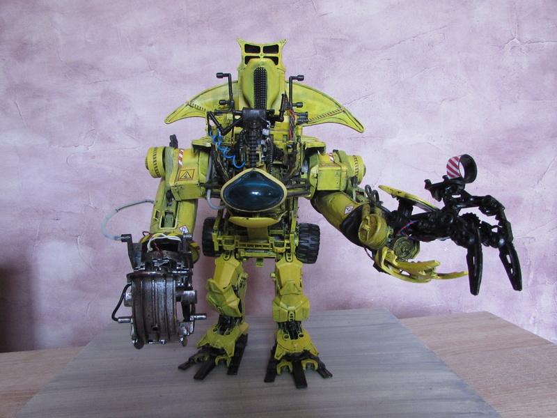 """Robot de chargement 2199 et des poussières - Ma première machine à café """"comme quoi on peut tout faire avec rien..."""" Img_3620"""