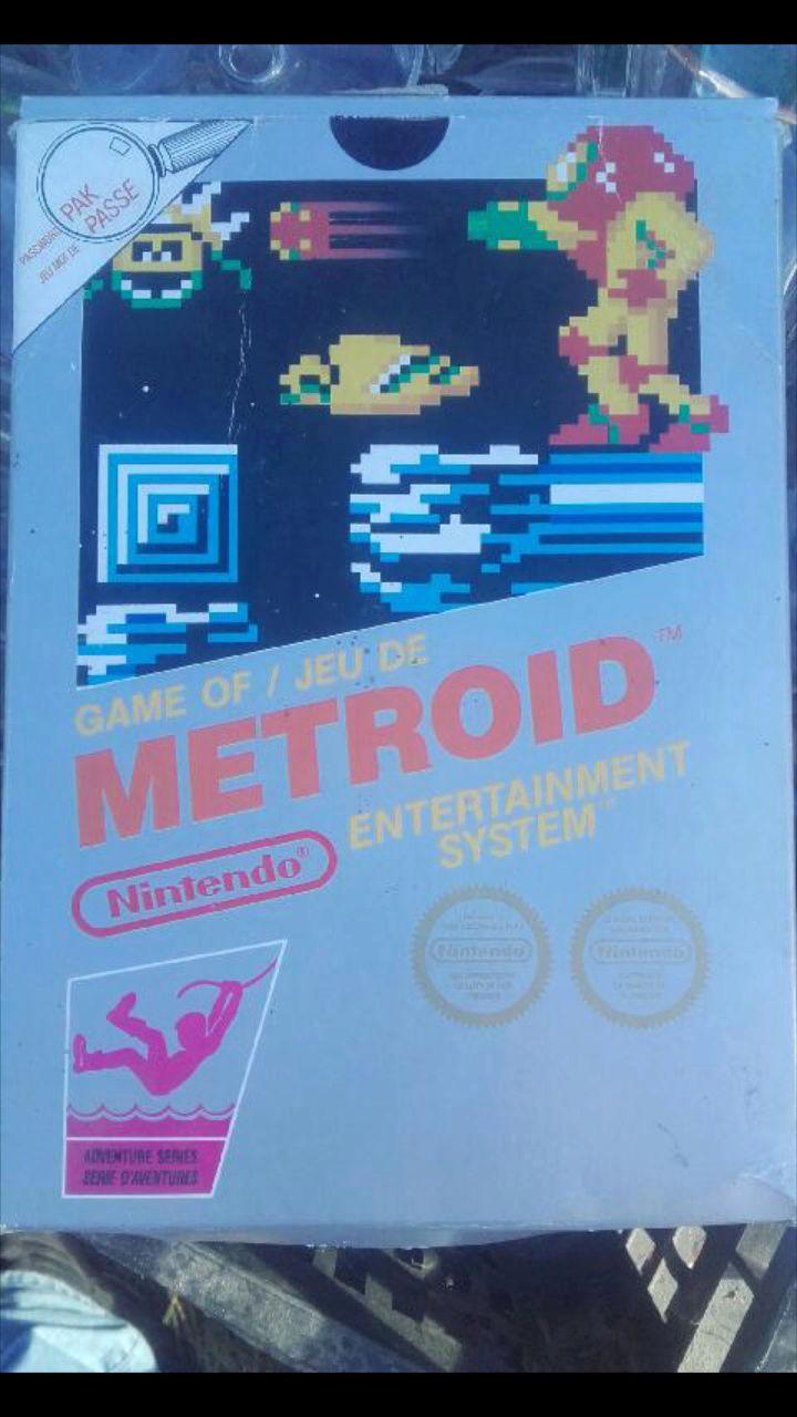Fausse boîte NES Screen11