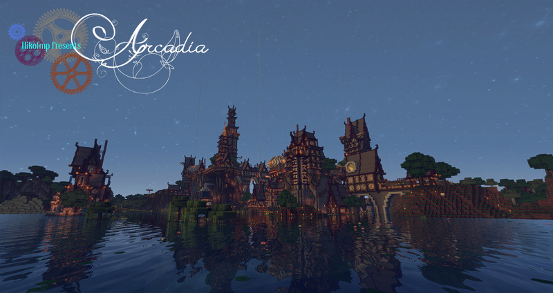 HikoFMP : Arcadia - Cité Marchande Hiko111