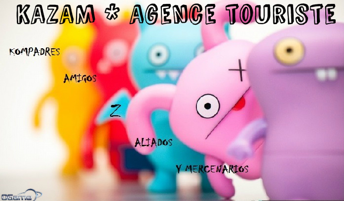KAZAM - Agence Touriste