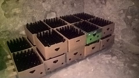 Bière La Mine Biere210