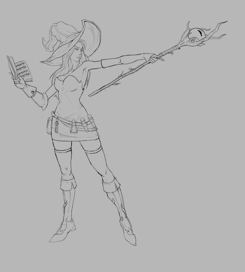 Leovath Witch_11