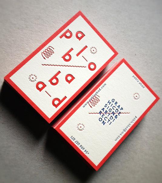Cảm hứng qua 54 chiếc thẻ kinh doanh ! 23a25a10