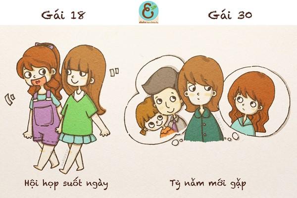 Sự khác biệt của cô gái 18 - 30 (Tác giả: Nabi2810) Enterf14