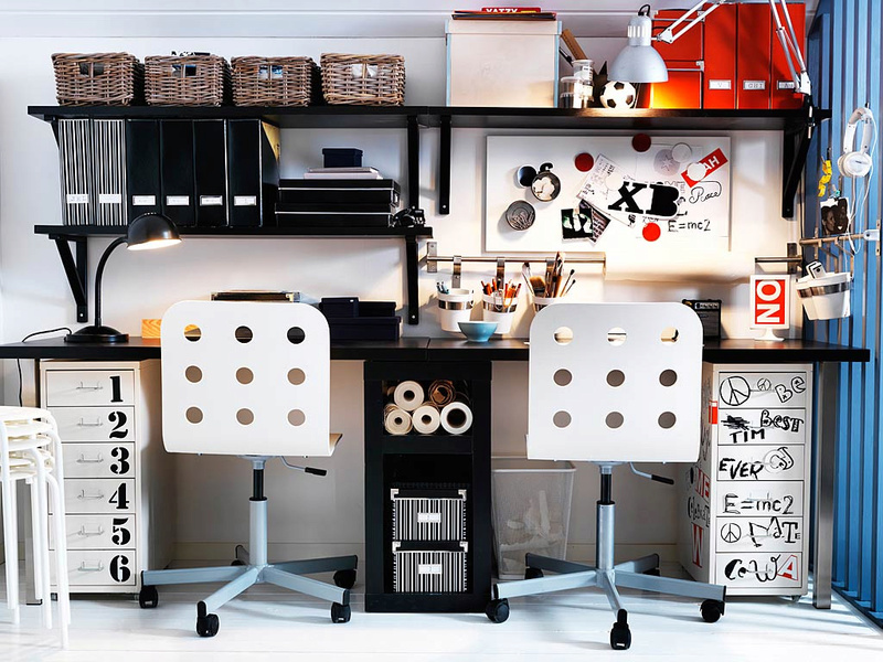 18 góc làm việc ấn tượng của người yêu thiết kế, sáng tạo ! Teenag10