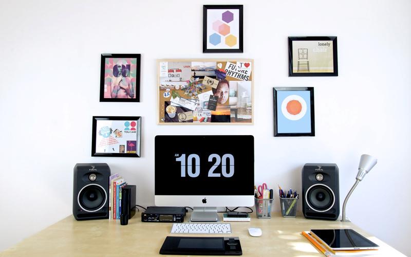 18 góc làm việc ấn tượng của người yêu thiết kế, sáng tạo ! Tumblr10