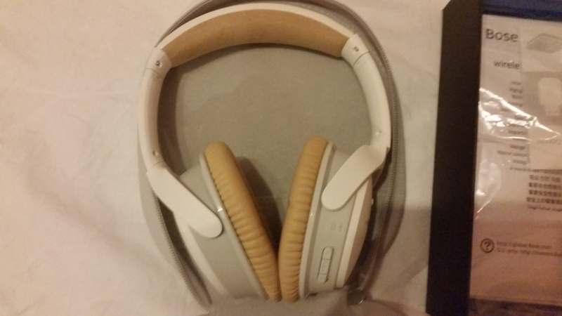 Cuffie Bose Soundlink Aroundear II Wireless (Roma) 170 euro 20160912