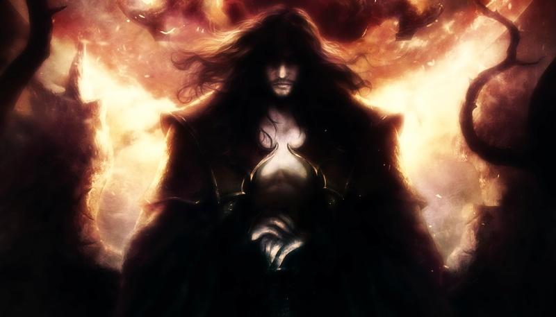 La Llegada de la Doncella de la Luz; La Muerte de la Cuarta Dante11