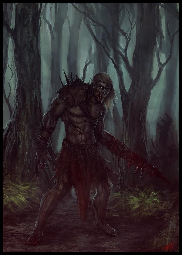 El Precio de la Sangre, ¿El Castillo de las Sombras se vuelve contra su señor? Undead10