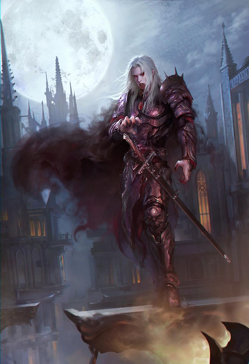 El Precio de la Sangre, ¿El Castillo de las Sombras se vuelve contra su señor? - Página 3 Vampir12