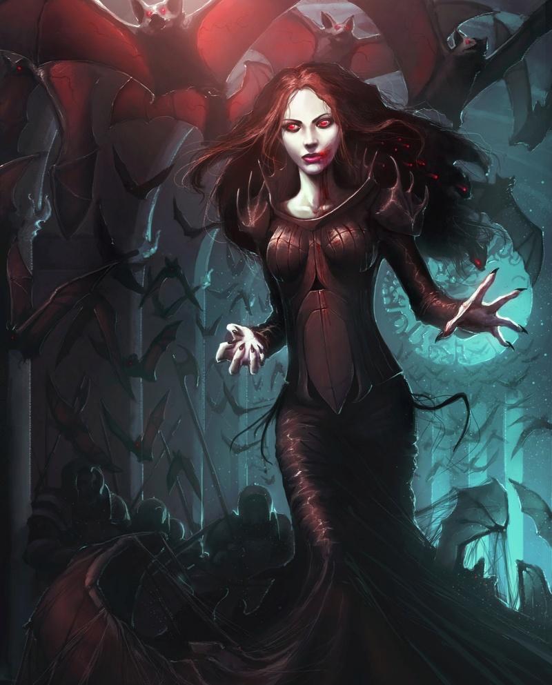 El Precio de la Sangre, ¿El Castillo de las Sombras se vuelve contra su señor? - Página 3 Vampir15