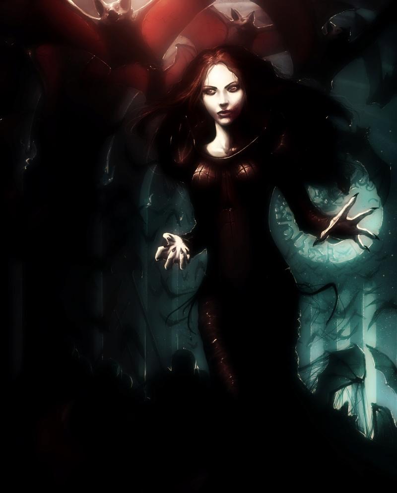 El Precio de la Sangre, ¿El Castillo de las Sombras se vuelve contra su señor? - Página 3 Vampir16