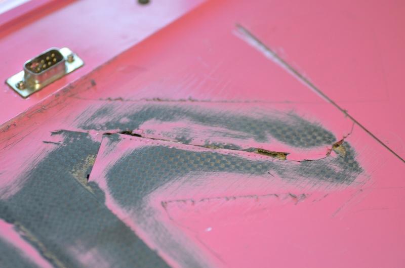 Réparation Pike Perfect Aile_210