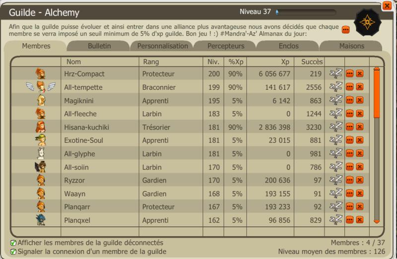 Candidature de la Guilde Alchemy  Guilde13