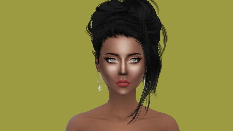 Sims 4 | Book | Aryaleaf 09-09-15