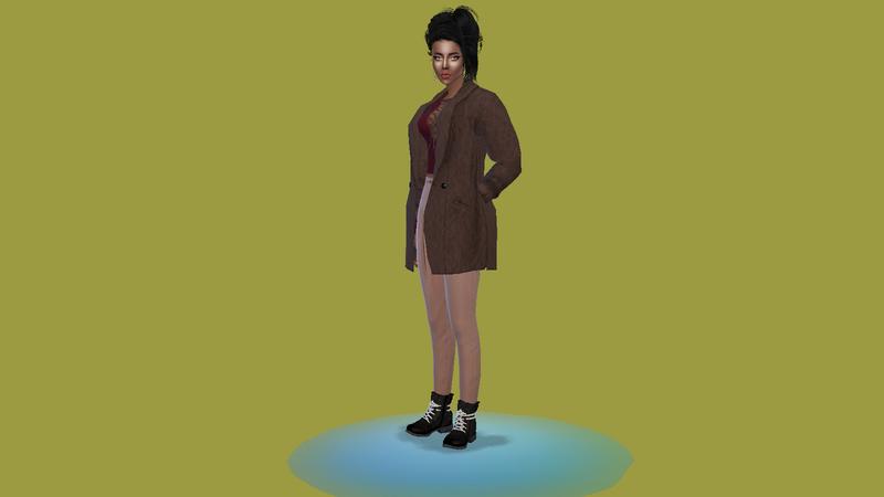Sims 4 | Book | Aryaleaf 09-09-20