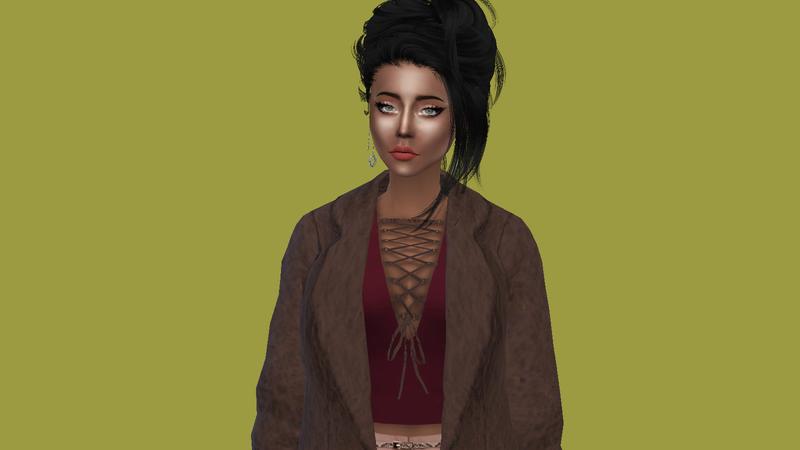 Sims 4 | Book | Aryaleaf 09-09-21