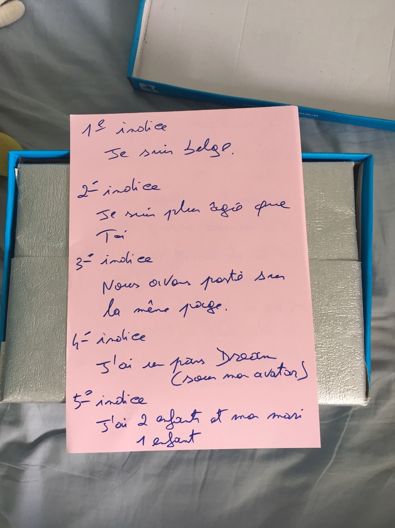 Vacancier mystère 2016 : Les pères noël prennent des vacances ! - Page 21 Ouvert10