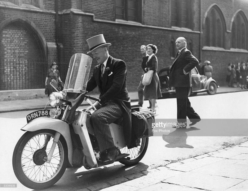 Distinguished Gentleman's Ride - Sydney Tails10