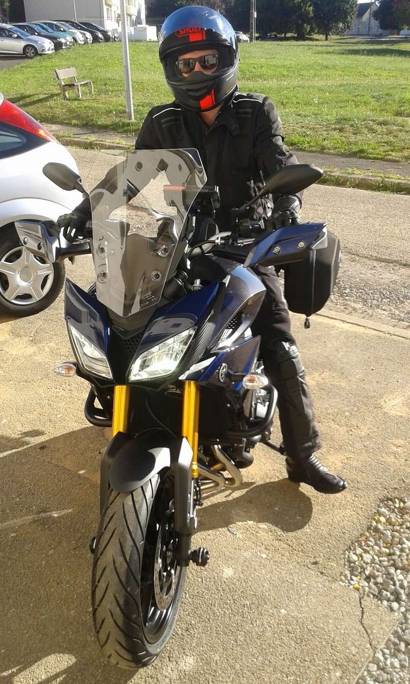 Iceman's Tracer 900 Mistral Grey 20160813