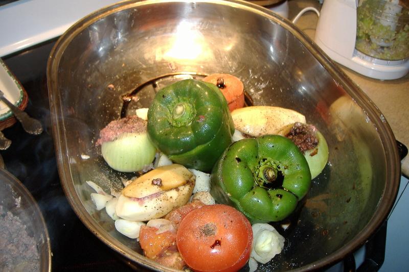 légumes farcis Cuisin10