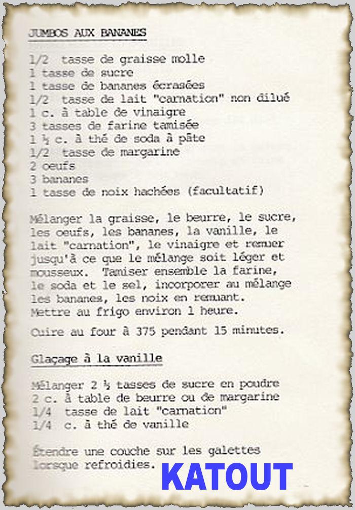 gâteau aux bananes Gyteau10