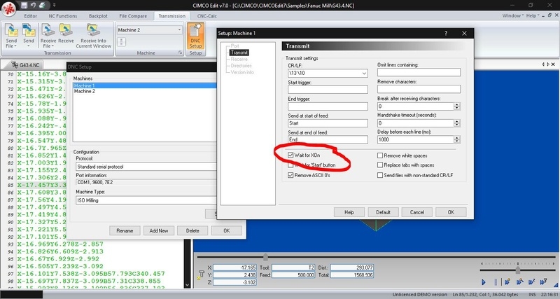 File Transfer Widget Im10